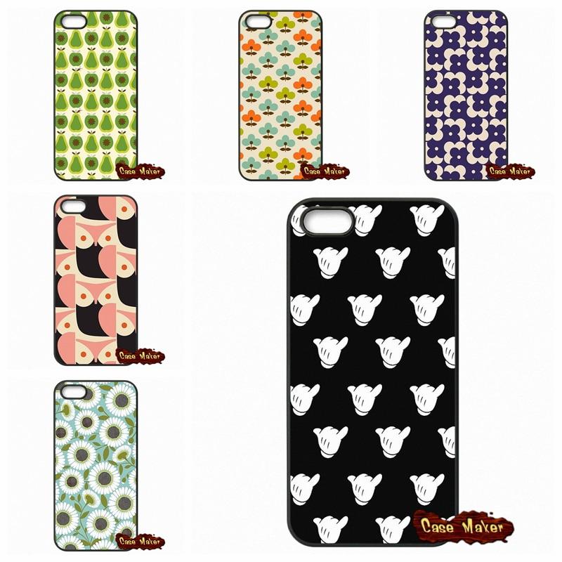 Orla Kiely Iphone Se Cover