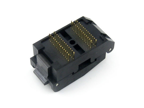 Module Ssop56 Tsop56 Ic51-0562-1387 Enplas Test Burn-in Socket Programming Adapter 0.635mm Pitch 7.0mm Width Yamaichi Clamshe ssop56 tsop56 ic51 0562 1387 enplas ic test burn in socket programming adapter 0 635mm pitch 7 0mm width yamaichi clamshell