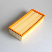 Air Filter Vacuum Cleaner For KARCHER NT65 2 Eco Ap NT72 2 Eco Tc NT75 2