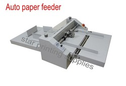 Automatyczne urządzenie do bigowania papieru falcerka do papieru z automatycznym podajnikiem papieru 480mm