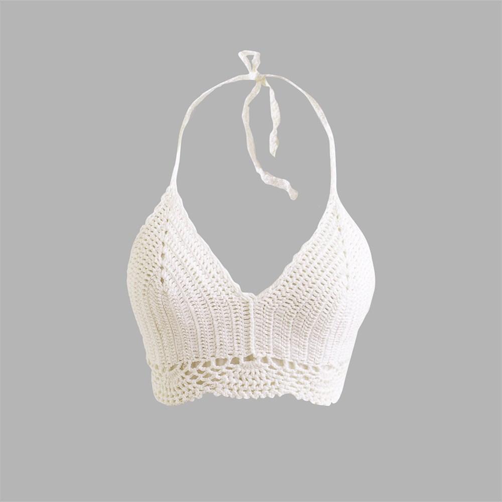HTB1kxt5RXXXXXcVXVXXq6xXFXXXF - Women Crop Tops Sexy Crochet Wave Summer JKP010