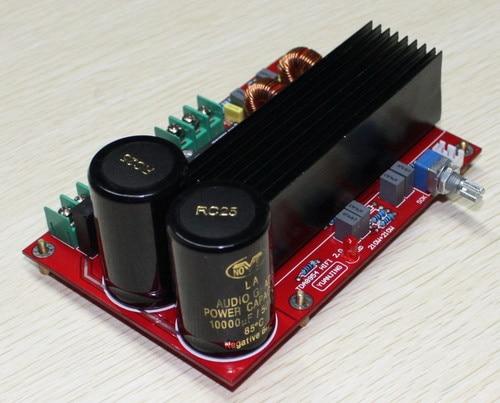 YJ TDA8954 digital amplifier board daul AC28V-0-28V 2.0 channel class D TDA8954 digital amplifier 2*210W TDA8954TH amplifier super safari 2 big book