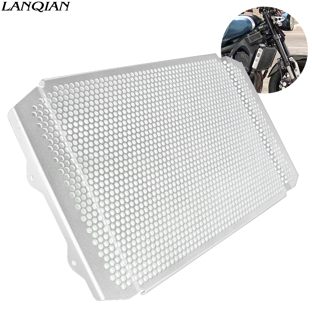 Motorcycle High Strength Aluminum Alloy Radiator Side Guard Grill Grille Cover Protector Protect For Yamaha tracer