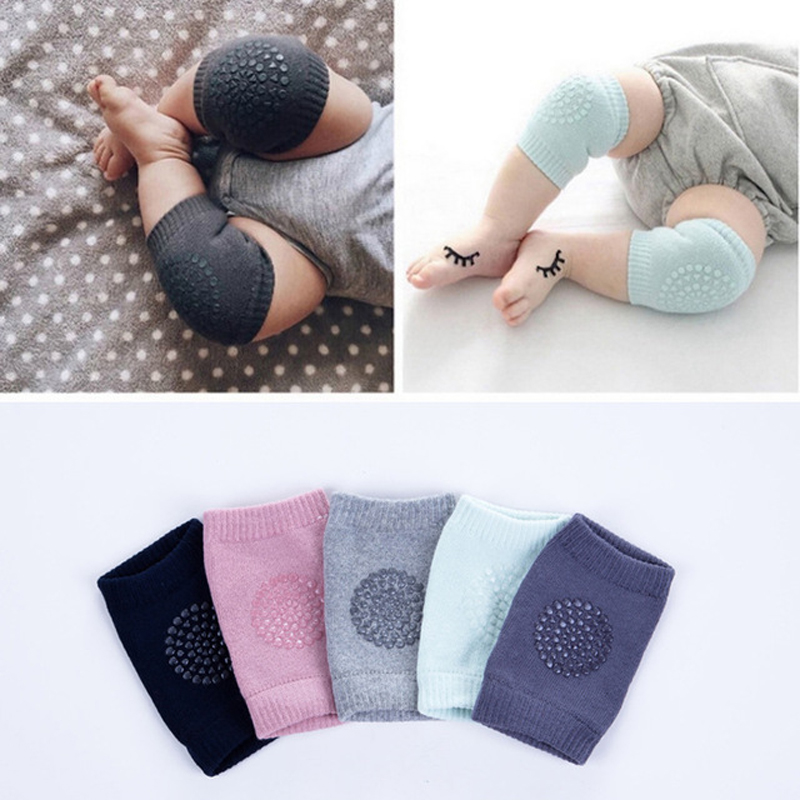 Baby Toys 0-12 Months Baby game pad knee pad for kids safety Play Mats Toy crawling baby game mat Montessori Toys For Children | Happy Baby Mama