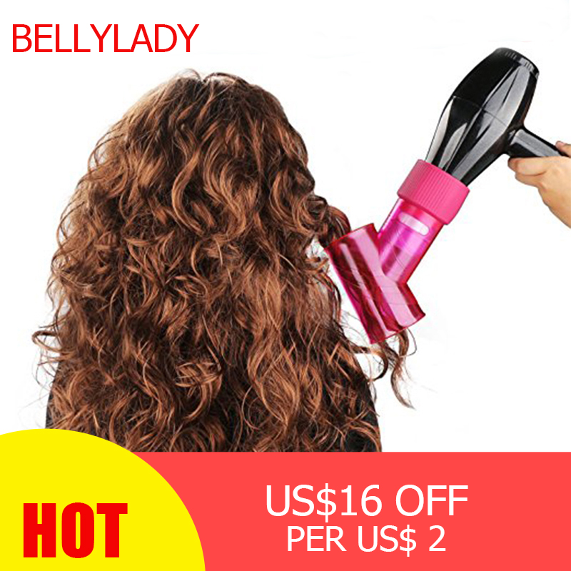 BellyLady Universal Hair Curl Diffuser Hair Dryer Cover Diffuser Disk Hairdryer Curly Drying Blower Hair Curler Styling Tool цена 2017