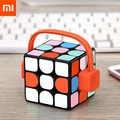 2019 aktualisiert Version Original Hot Xiaomi Giiker Super Rubik Cube I3S Smart Magische Magnetische Bluetooth APP Sync Puzzle Spielzeug cube