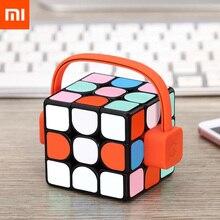 Xiaomi Giiker супер Кубик Рубика I3S Узнайте, с забавными Bluetooth подключение зондирования идентификации Интеллектуальное развитие игрушка