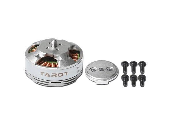 1 PC Tarot 6 S 380KV 4008 moteur Brushless TL68P07 moteur à haut rendement Disco Multirotor pour avion RC