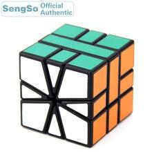 цена на ShengShou SQ-1 Magic Cube SQ1 57mm Irregular Cubo Magico Professional Neo Speed Cube Puzzle Antistress Fidget Toys For Children