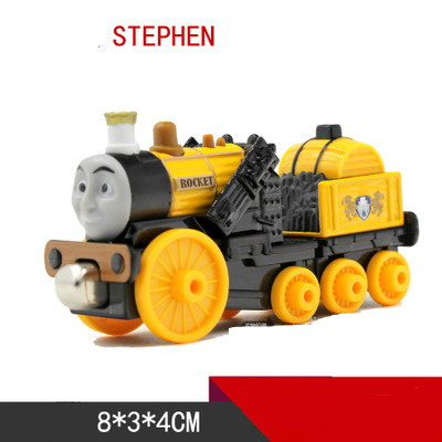 Thomas and Friends -Diecast Metal Train STEPHEN Megnetic Train Toy Tank Engine Toy For Children Kids Christmas Gifts