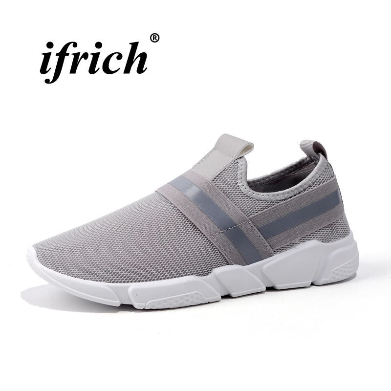 2018 Running Sneakers Sale For Men Spring/Summer Sport Shoes Men Brand Lightweight Athletic Sneakers Men Cheap Shoes Training