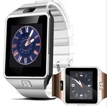 2017 más nuevo bluetooth smartwatch dz09 reloj deportivo de moda reloj de pulsera para android ios iphone sumsung smartphone huawei teléfono