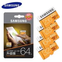 Original SAMSUNG Micro SD Memory Card 128GB EVO Plus 64GB 32GB 16GB Class10 TFCard C10 SDHC