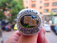 2015 Edmonton Eskimos The 103rd Grey Cup Championship Ring Solid With Wooden Display Box Souvenir Sport