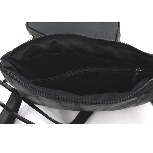 2017 Diamond Genuine Leather Women Bag Rivet  Crossbody Bag Women's Clutch Patchwork Messenger Bag Females Purse Bolsas Feminina
