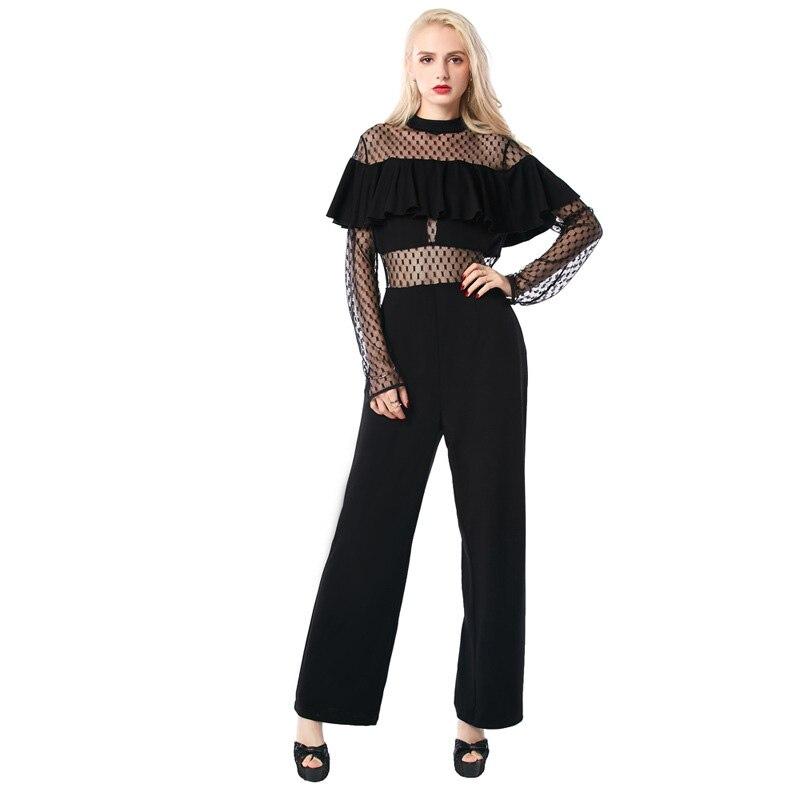 Elegant Jumpsuit Plus Size Jumpsuits And Rompers For Women ...