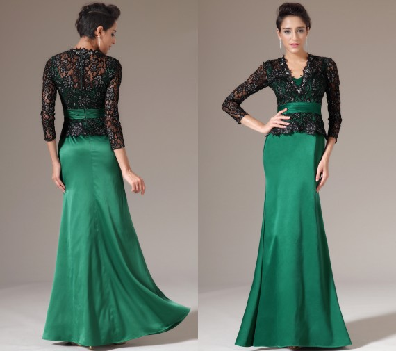 dress house Picture - More Detailed Picture about Elegant Green ...