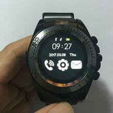 Sw007 Smart Watch На Запястье Bluetooth Наручные Часы Для Android Для Samsung Huawei Sony Английский Sim-карты Трекер Сна Взрослых