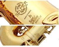 The New France Brand Henri Selmer Paris Alto Saxophone 802 E Musical Instrument Alto Sax Saxfone