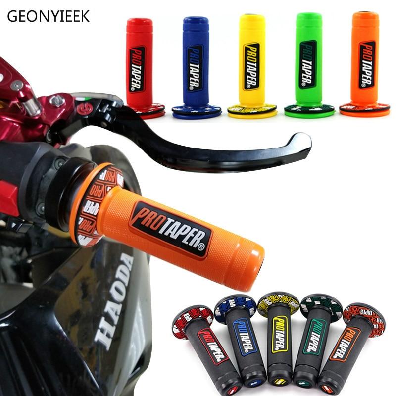 22mm 24mm Universal Motorbike Handle Bar Part Motorcycle Handlebar For Protaper Yamaha KTM Motocross Moto Grip Pit Bike