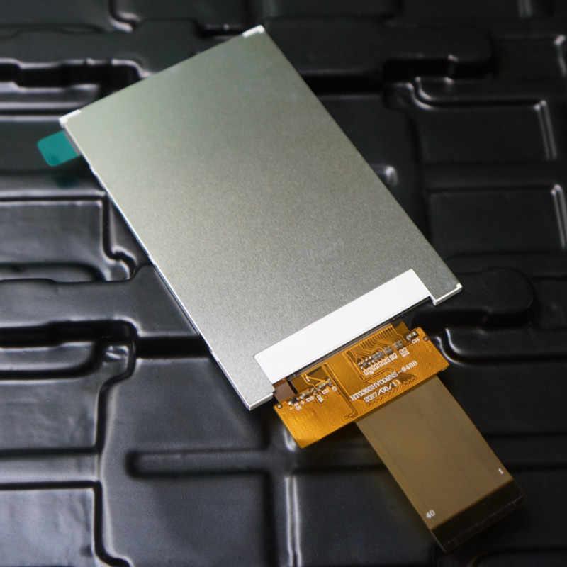 3.5 بوصة TFT LCD شاشة مع لوحة اللمس عرض MCU واجهة 8/16bit SPI 40pin ILI9486 320*480 المكونات في نوع تحتاج موصل