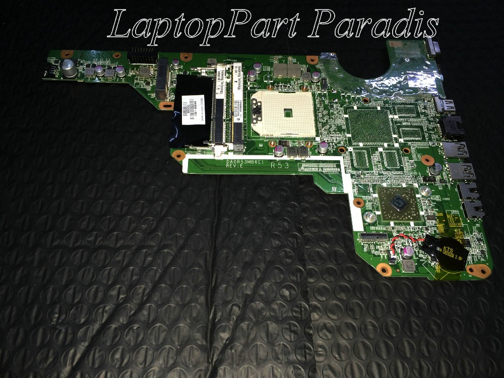 Подробнее о 683029-501 683029-001 for HP Pavilion G4 G6 G7 Laptop Motherboard DA0R53MB6E0 REV E Main Card 683029 501 motherboard for hp pavilion g4 g6 g7 g4 2000 g6 2000 683029 001 laptop notebook systemboard mainboard 90days warranty
