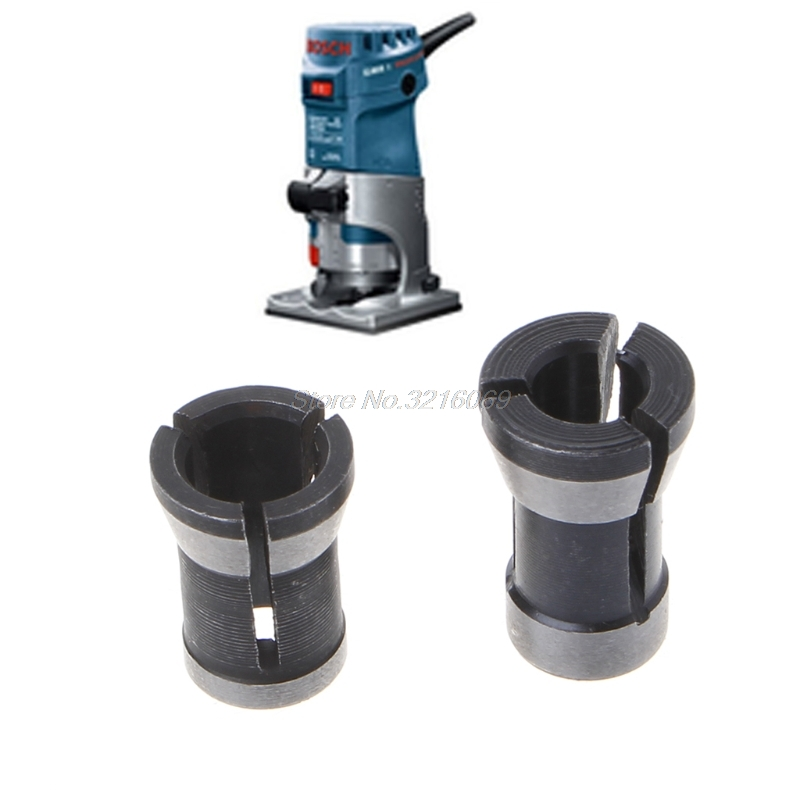 6.35/8mm Collet Chuck Engraving Trimming Machine Electric Router High Precision Whosale&Dropship(China)