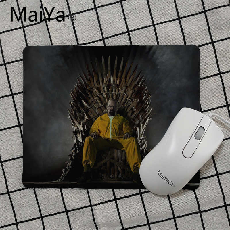 Maiya Top Qualità Breaking Bad Del Computer Portatile Del Computer Mousepad Top Commercio All'ingrosso di Vendita di Gioco del mouse Pad