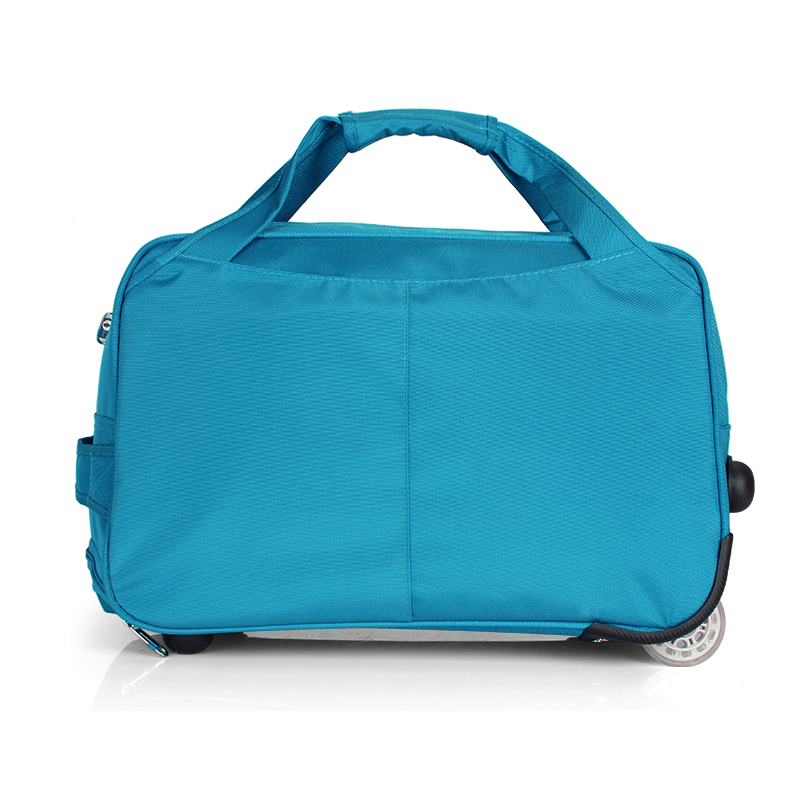Fashion Travelbag Tourism Women And Men Travel Bags Trolley Travel Bag With Wheels Rolling Carry on Luggage Bags Wheeled Bolsas