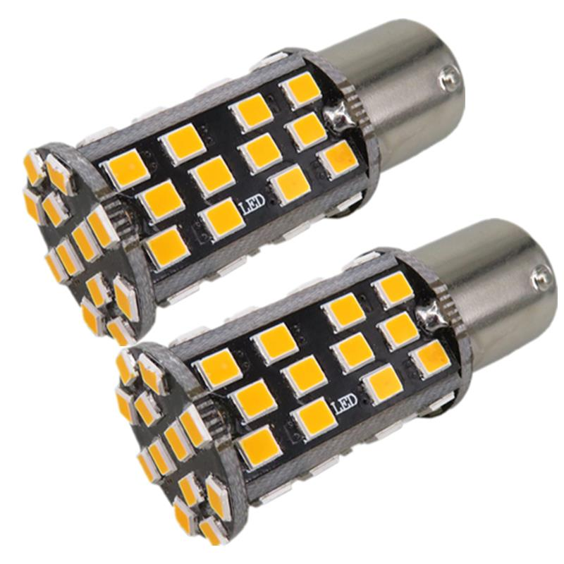 2x Bay15d Car Led Canbus Light 2835smd 1157 Rear Tail Stop Brake Signal Lamp For Chevrolet Aveo Aveo5 Optra Metro Sprint