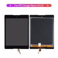 100% Tested For HTC Google Nexus 9 Touch Screen Digitizer Assembly With Frame Replacement parts For HTC Nexus 9 LCD( Wifi & 4G)