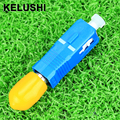 KELUSH IHigh quality ST To SC Male to Female Fiber Optical Hybrid Adapter For Optical Fiber Cables fast shipping