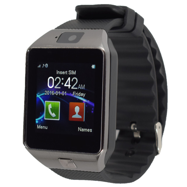 bluetooth smart watch  for android phone support SIM/TF reloj inteligente sport wristwatch  GT08 U8 GV18 W8 A1 A9 GT88