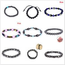 Fashion 10 Style font b Weight b font font b Loss b font Round Black Stone
