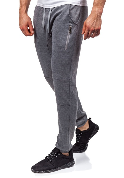 Zogaa  2019 New Men's Fashion Sports Hoodie Pants