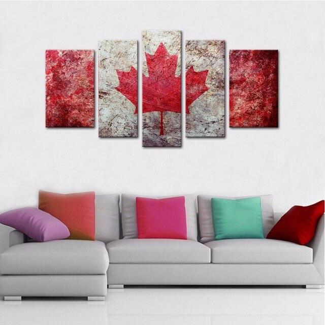 Drapeau Du Canada à Imprimer
