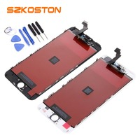 100 Tested LCD For IPhone 6 Plus Display With Digitizer Replacement Quality AAA No Dead