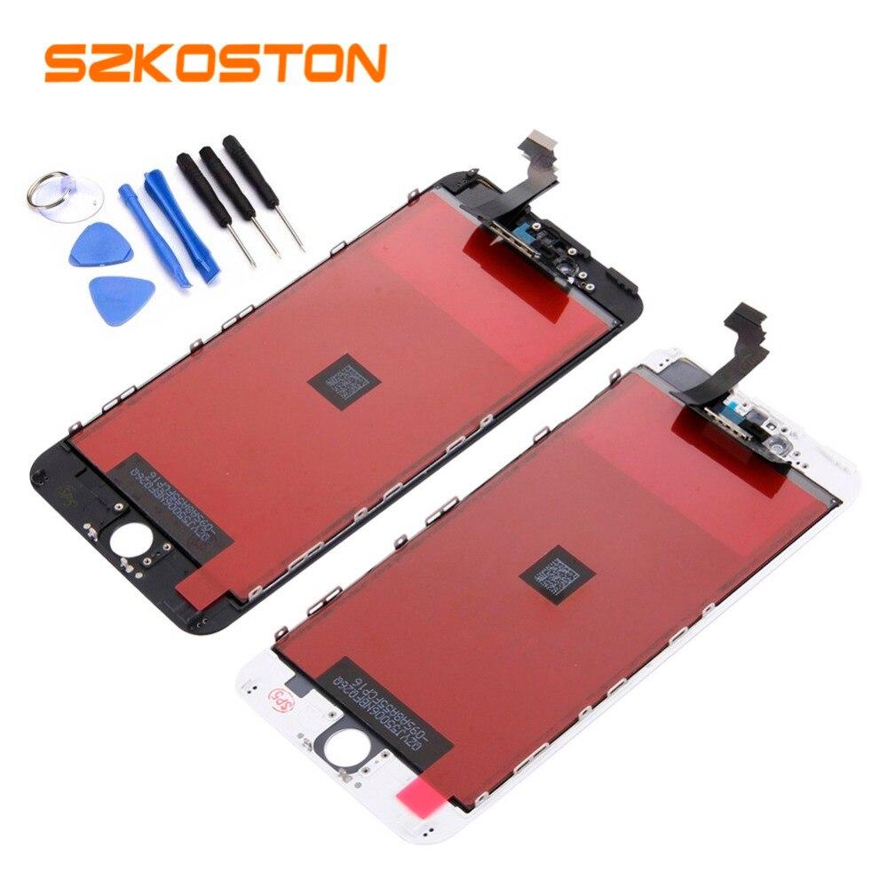 imágenes para AAA + de Alta Calidad LCD Para iPhone5 6 6 plus LCD de Reemplazo de Pantalla Táctil Digitalizador Asamblea Completa