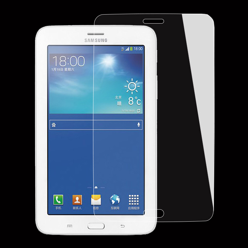 Tempered Glass Screen Protector For Samsung Galaxy Tab 3 Lite 7.0 T110 T111 7 Inch Tablet 9H Hardness Toughened Protective Film