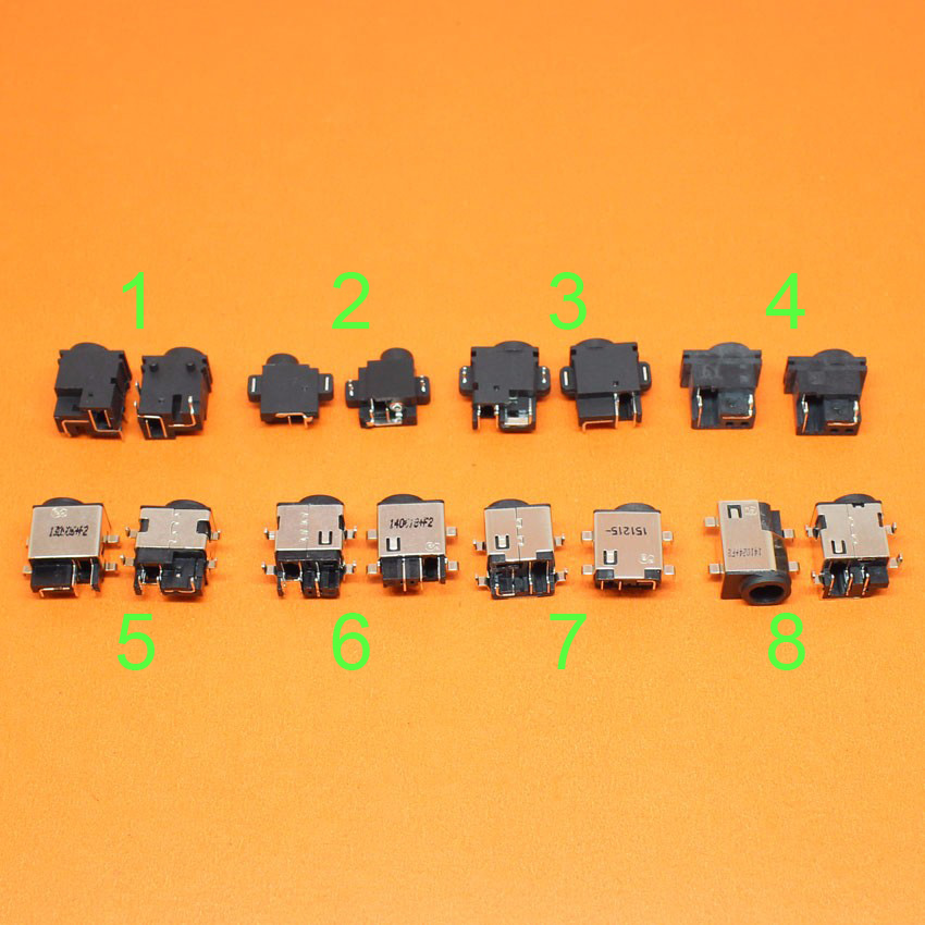 8 models,DC Jack Connector for Samsung NP300 NP-RV410 RV415 RV510 RV511 RV515 RV520 RV720 RC510 RF510 RF710 r467 free shipping dc power jack for samsung rv520 rv720 rv530 np rc730 rc730 rc530 rf411 rf511 rf710 rf711