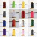 16 cor pérola linha de seda de Nylon cord tópico 1.2mm colar fit jóias B862-B863