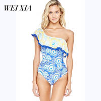 WEIXIA 2018 Women Sexy Thong Brazilian Bikinis With Pad Hot 17138 Swimsuit For Women Push Up