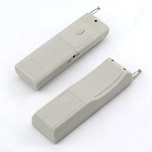 433 МГц РЧ беспроводной пульт дистанционного управления 1527 обучающий код 3000 м дальние расстояния для электрических ворот гаражная дверь ключ сигнализация