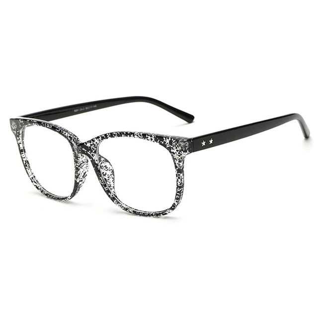 a2166bab1da Vintage Clear Lens Eye Glasses Frames For Men Women Transparent Fake Gasses  Round Optical Eyeglasses Nerd