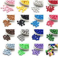 6 8 10mm Imitation Pearls Acrylic Round Pearl Spacer Loose Beads DIY Jewelry Making Necklace Bracelet Earrings Accessories