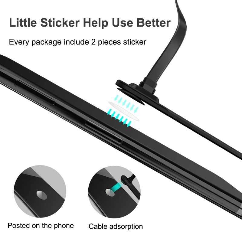 Benks لينة ميركو USB سريع كابل شحن سامسونج غالاكسي هواوي Xiaomi HTC العالمي المحمول الإضاءة كابلات شحن الحبل 1.2 M