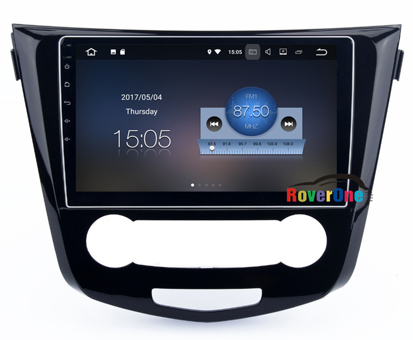 for nissan qashqai 2014 2015 2016 2017 android 8 1 quad. Black Bedroom Furniture Sets. Home Design Ideas