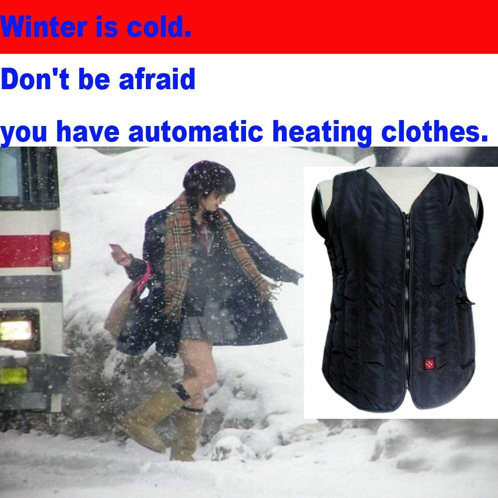 New Fashion style Women s font b clothing b font automatic warm keep warm profession Shitsuke