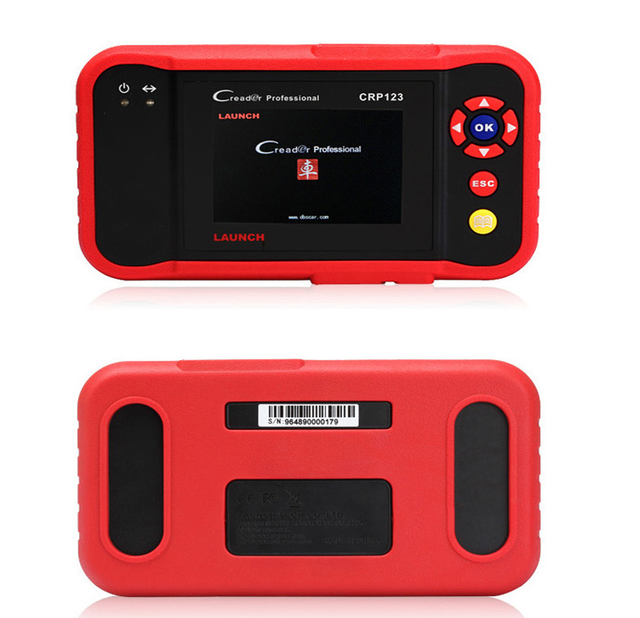 Special Price   X431 Creader CRP123 Code Reader Scan Tool ENG/AT/ABS/SRS EPB SAS Oil 2018 Launch 100% Original