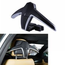 1pcs Multifunctional Car Seat Hook Hanger Headrest Coat Hang